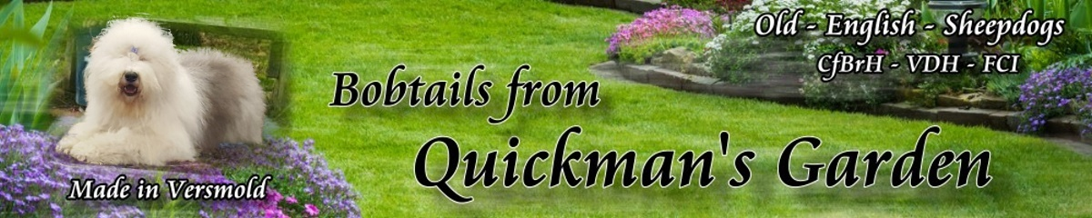 Banner Bobtails from Quickman's Garden